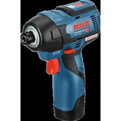 Аккумуляторный ударный гайковерт Bosch GDS 12V-115 без акб.